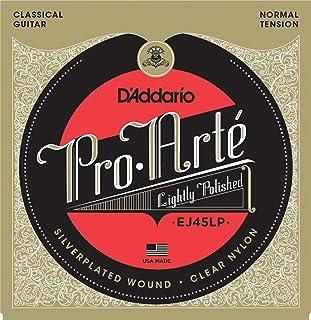 D'Addario 达达里奥Pro-Arte Polished EJ45LP 标准张力复合古典吉他弦