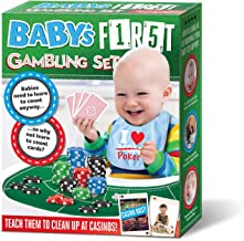 Prank Gift Box - Baby's First Gambling Kit - Perfect Gag Gift and Funny White Elephant Idea …