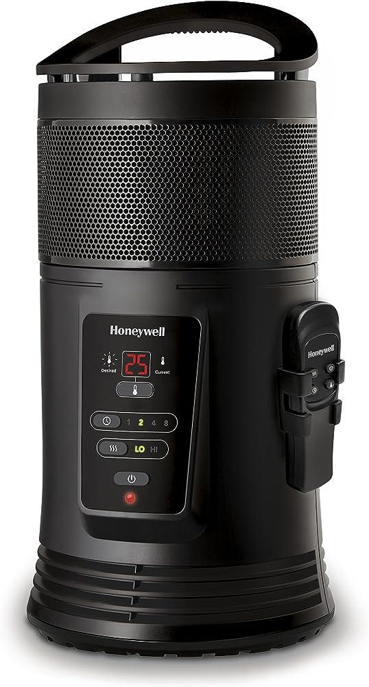 Honeywell hz 445 termoventilatore ceramico surround con telecomando HZ445E4