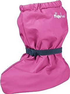Playshoes Unisex Baby Regenfüßlinge mit Fleece-Futter, Oeko-tex Standard 100 Krabbelschuhe