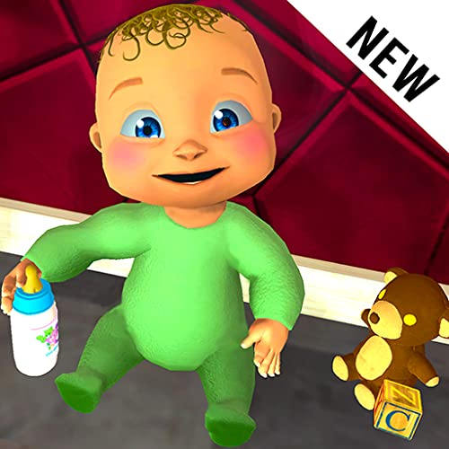 Virtual Baby Sitter Happy Family Simulator 3D