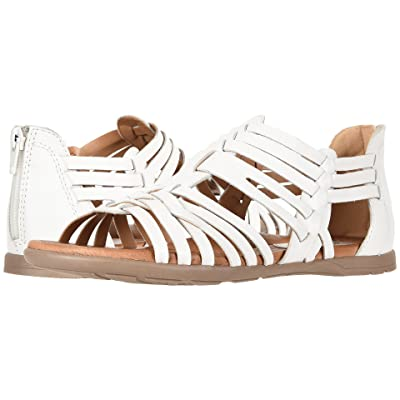 Earth Bonfire (Off-White Soft Leather) Women