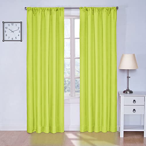 Lime Green Curtains: Amazon.com
