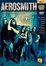 Aerosmith - Guitar Play-Along Volume 37