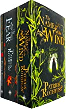 The Kingkiller Chronicle Series 3 Books Collection Set by Patrick Rothfuss (The Name of the Wind, The Wise Man's Fear & Th...