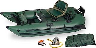 Sea Eagle 285 قایق بدون قایق ماهیگیری بدون باد با قایق - پکیج حرفه ای