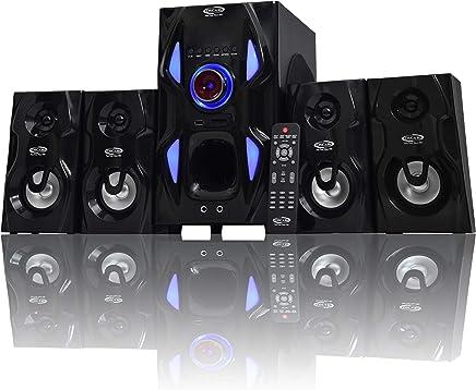 5598bac6863 Oscar Osc 4500En 4.1 Speaker System With Bluetooth And Vfd Display ...