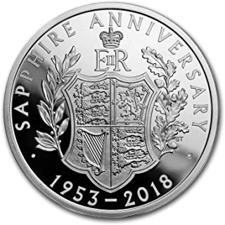 sapphire coronation coin