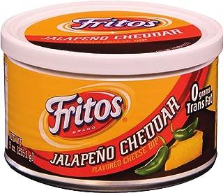 Fritos Cheese Dip, Jalapeno Cheddar, 9 Ounce
