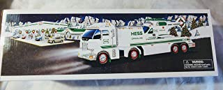 Hess Gasoline Truck Transporter with Helicopter 2006