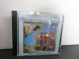 Blanche-Neige Et Les Sept Nains (Contes Et Chansons Pour Enfants)