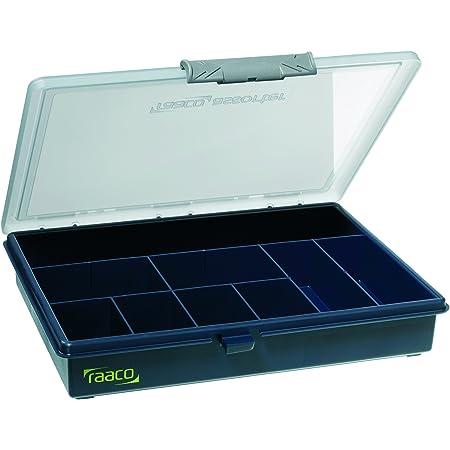 raaco 136150 Assorter 5-9 - Caja organizadora, color azul oscuro