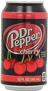 Dr Pepper Cherry 355 ml (Pack of 12)
