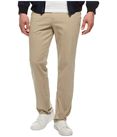 Nautica Classic Fit Stretch Deck Pants (True Khaki) Men