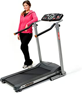 Exerpeutic TF900 High Capacity Fitness Walking Electric Treadmill, 350 lbs