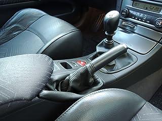 Renault Laguna 2 cuffia cambio e freno in vera pelle antracite