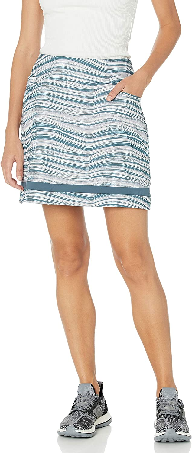 adidas Women's Ultimate365 New mail order Printed Skort Don't miss the campaign