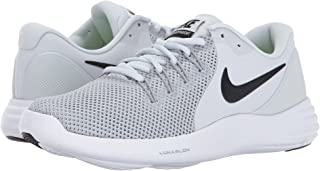 (ナイキ) NIKE レディースランニングシューズ?スニーカー?靴 Lunar Apparent Pure Platinum/Black/Wolf Grey/Cool Grey 6.5 (23.5cm) B - Medium
