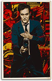 Quentin Tarantino - Limited Edition Wall Art - 24