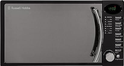 Russell Hobbs microondas digitales, simple de 17 litros, RHM1714BC (negro)