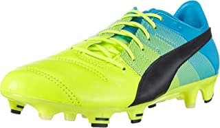 soccer shoes evoPOWER 1.3 Lth FG Football Men leather