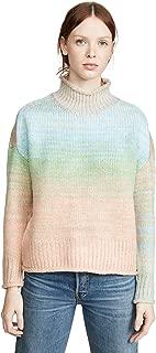 525 America Women's Neon Melange Sweater