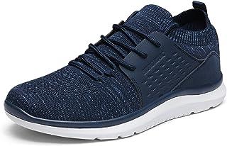 Men's Lightweight Fashion Sneakers Casual Walking Shoes...