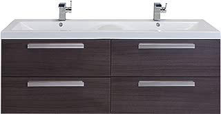 Best white bathroom vanity set Reviews