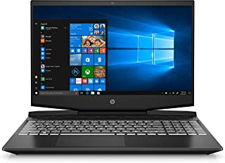 "HP Pavilion Gaming, 15-dk0005ne, Gaming Laptop, Intel i7-9750H, 8GB RAM, 1TB HDD + 128GB SSD, NVIDIA GeForce GTX 1650 4GB Graphics, 15"" FHD, Windows 10 Home - Black"