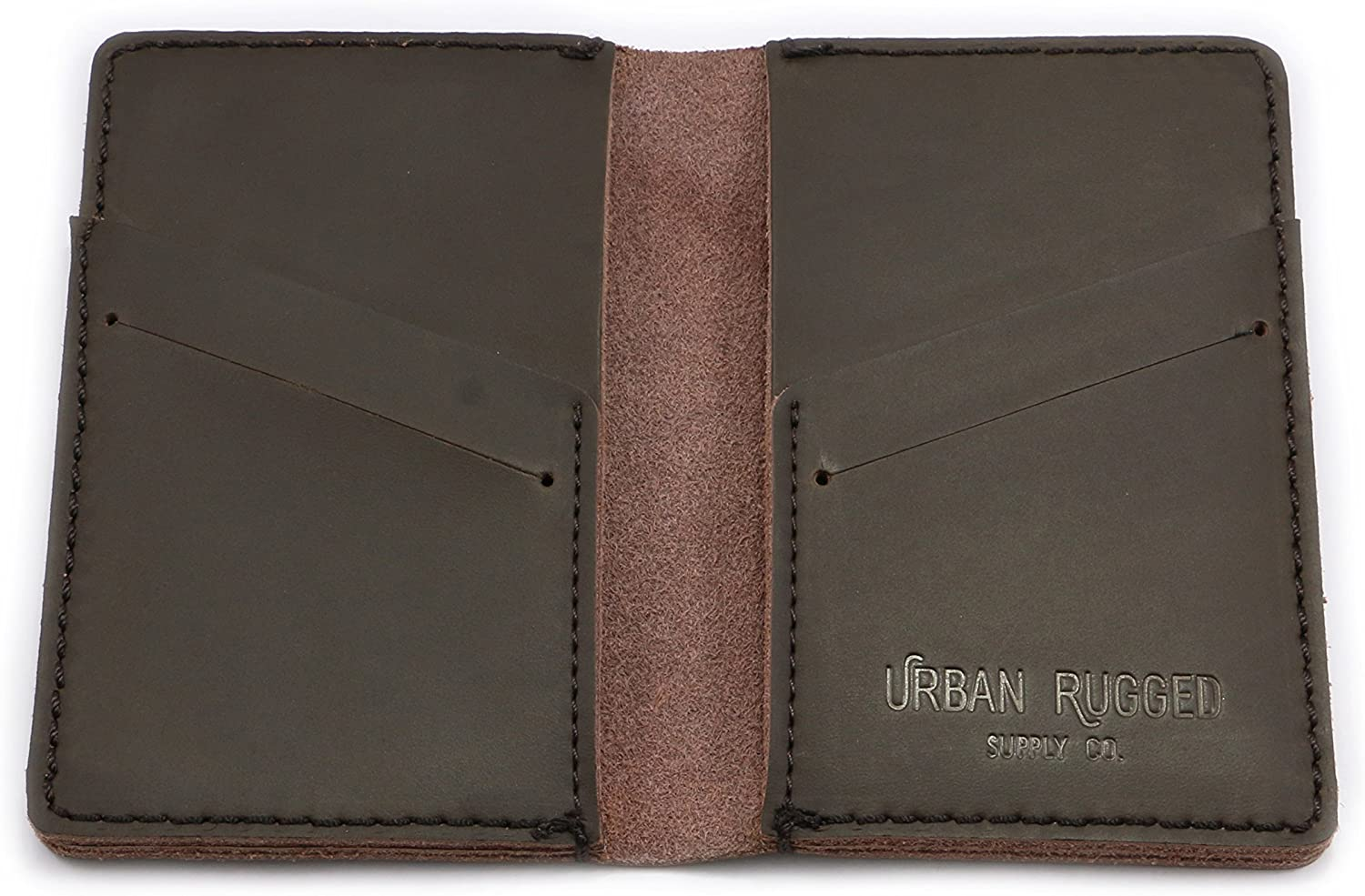 Limited Edition Genuine Leather Wallet - Minimalist Card Holder - Stylish Gift for Men