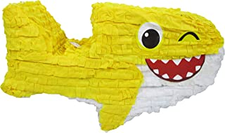 47pcs Baby Shark Birthday Party Supplies Shark Party Favors for Kids Baby Shark Decorations Goodie Bag Fillers Treasure Box Prizes for Classroom Carnival Prizes Doo Doo Party Favors Baby Shark Stickers Baby Shark Party Favors