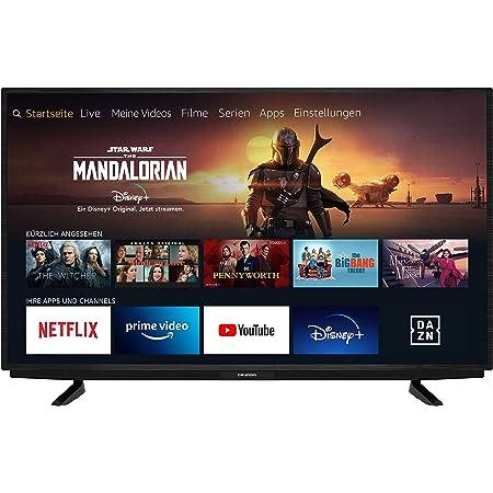 Grundig Vision 7 - Fire TV (43 VAE 70) 109 cm (43 Zoll) Fernseher (Ultra HD, Alexa-Sprachsteuerung, HDR) [Modelljahr 2020]