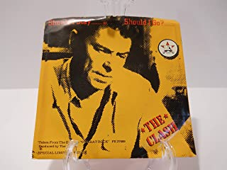 should i stay or should i go / inoculated city 45 rpm single