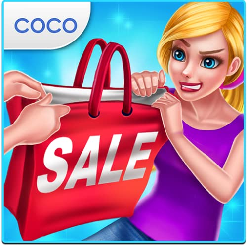 Black Friday Shopping Mania - Fashion Mall Special Sale Game