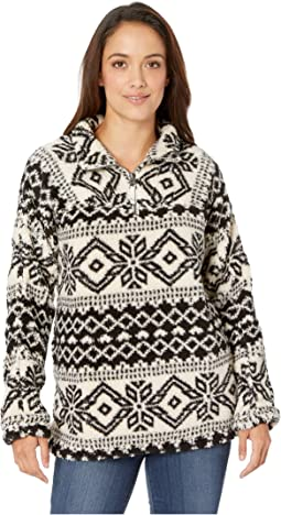 Soft Nordic Sherpa 1/4 Zip Pullover
