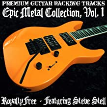 Epic Metal Collection, Vol. 1 (Royalty Free)