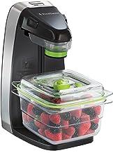 Foodsaver Fresh Appliance Envasadora al vacío, 25 W, Acero