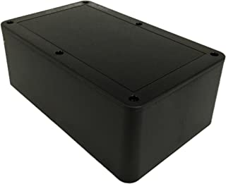 BUD Industries CU-3285 Plastic Style A Utility Box, 8-1/4