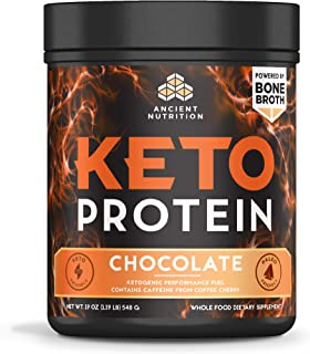Best ancient nutrition keto protein Reviews