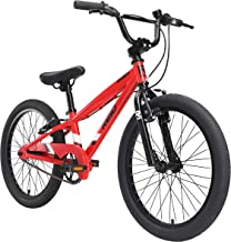 "REID Boy's Explorer S Coaster Edition 20"" Bike - Red/Black, 90 x 30 x 15"