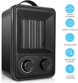 Best electric ceramic space heater Reviews