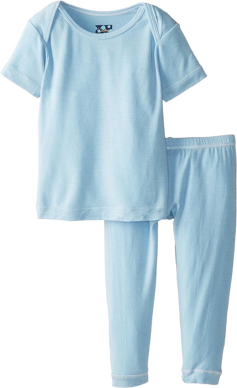 KicKee Pants Short Sleeved Pajama Set, Pond