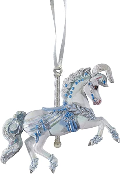Breyer Winter Whimsy Carousel Ornament