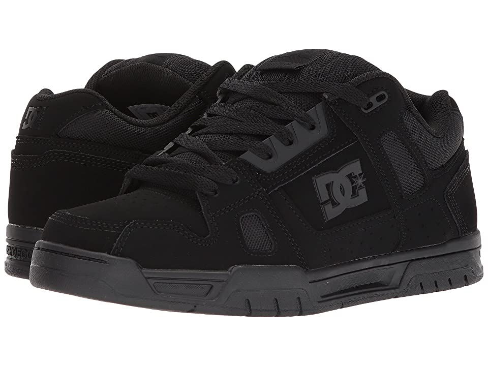DC Stag (Black/Black/Black) Men