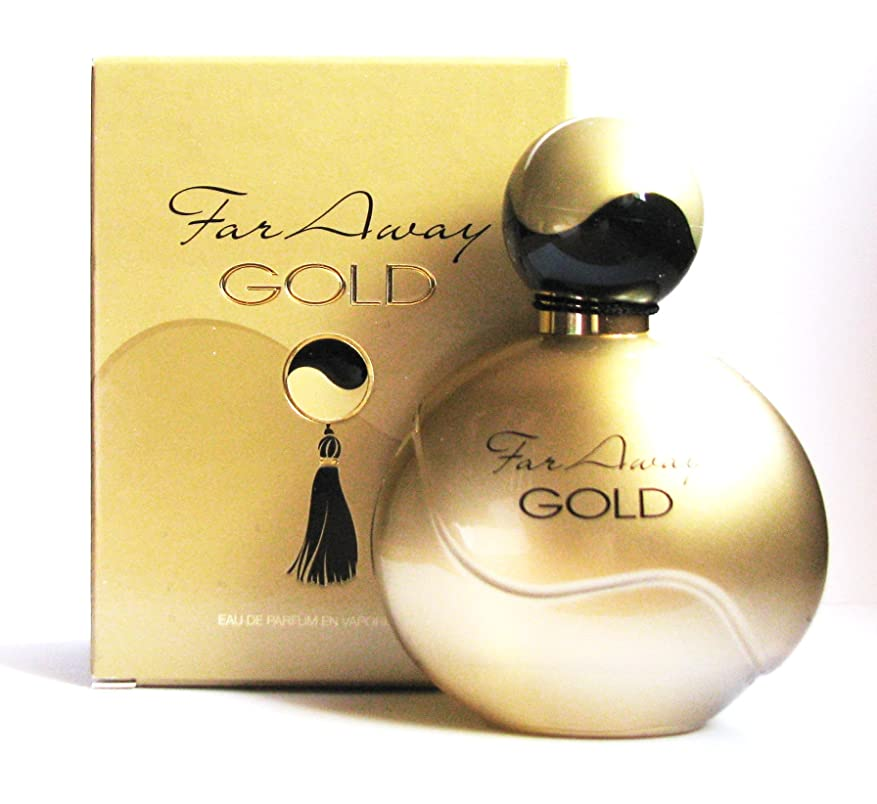 必需品失われた以上AVON Far Away Gold For Her Eau de Parfum 50ml