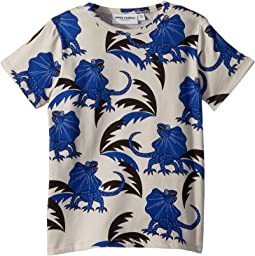 mini rodini - Draco Short Sleeve T-Shirt (Infant/Toddler/Little Kids/Big Kids)