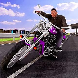 Crazy Highway Bike Rider: Speed Motorbike Racing