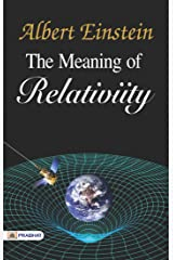 The Meaning of Relativity :(Routledge Classics)The Special and the General Theory (English Edition) eBook Kindle