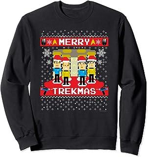Star Trek: The Original Series Merry Trekmas Sweatshirt