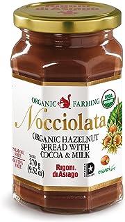ノチオラタ オーガニック ヘーゼルナッツチョコレートスプレッド 270g